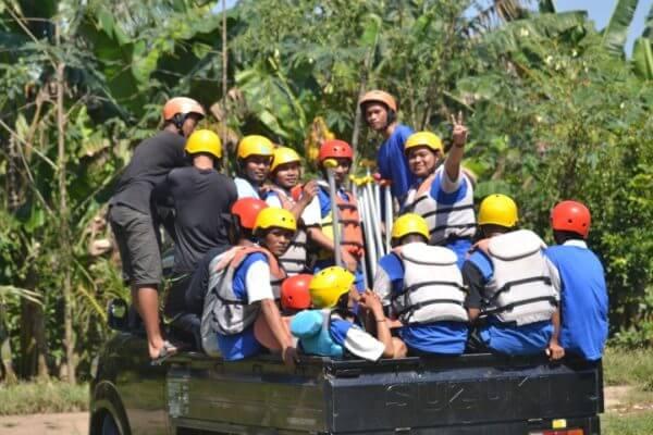 paket outbound lombok mataram city west nusa tenggara