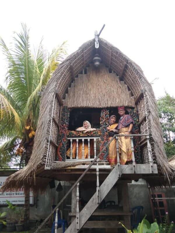 desa tenun sukarara lombok